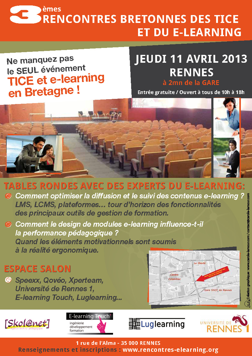 rencontre du e learning